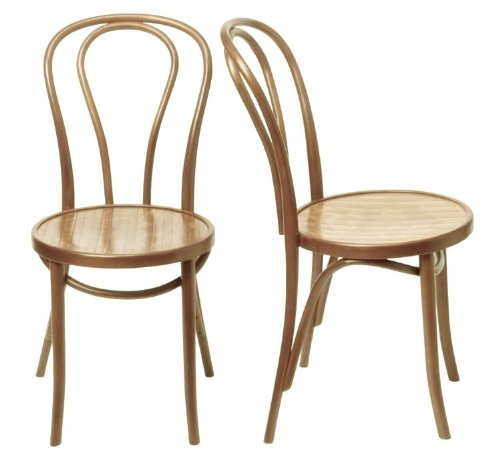 Inspiration with Thonet chair