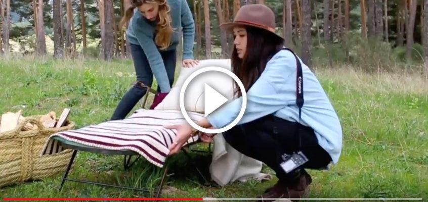 VIDEO Ábbatte, productos textiles artesanales