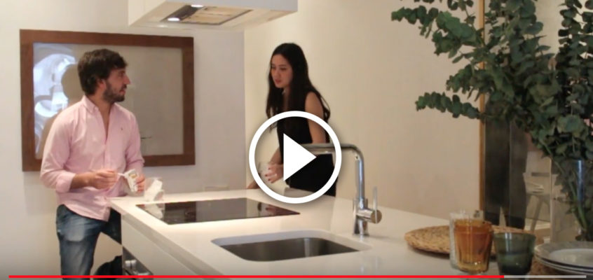 VIDEO Making of en casa de …